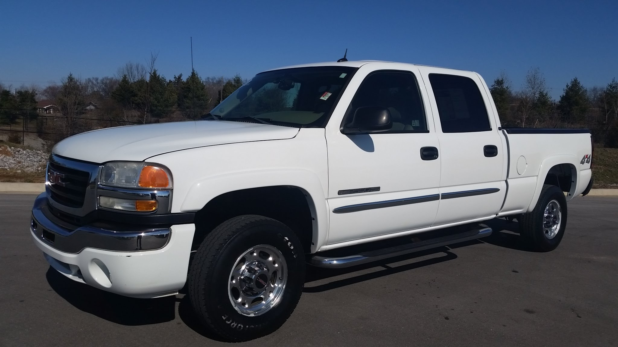 2005 GMC Sierra 2500hd #20