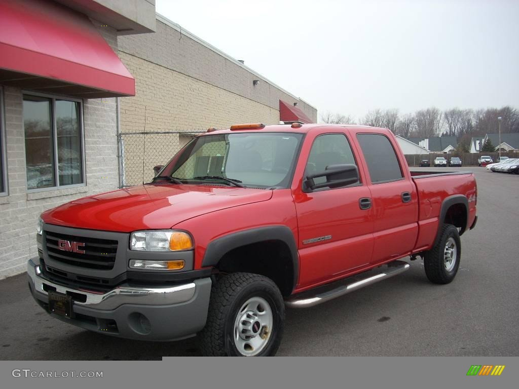 2005 GMC Sierra 2500hd #21