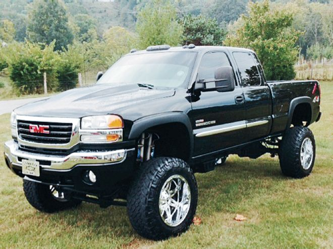 2005 Gmc Sierra 2500hd #18
