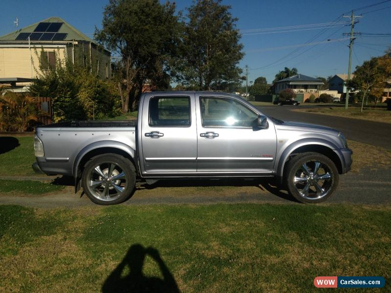 2005 Holden Rodeo #14