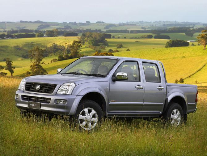 2005 Holden Rodeo #13