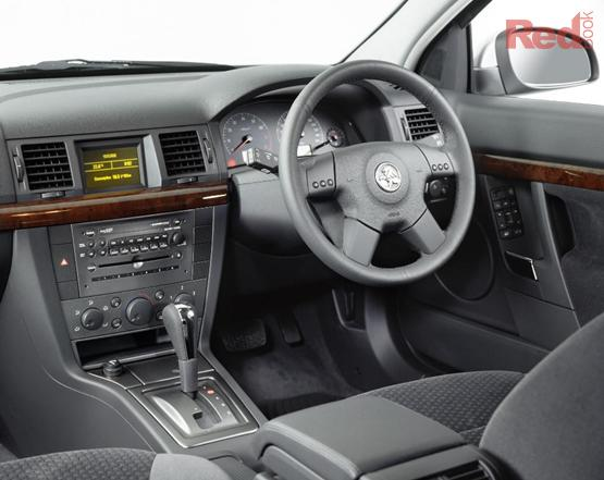 2005 Holden Vectra #12