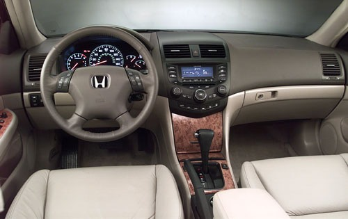 2005 Honda Accord #21