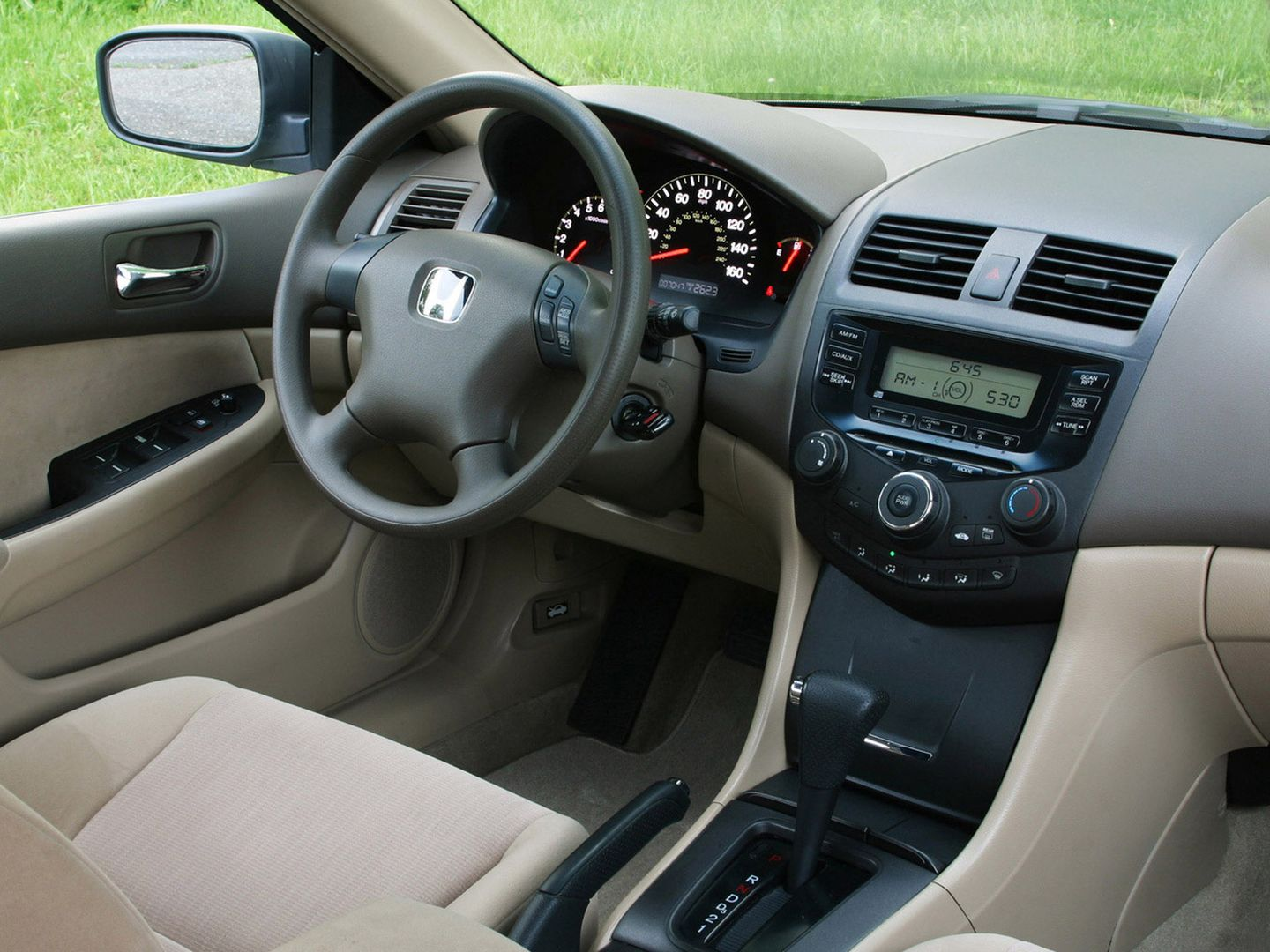 2005 Honda Accord #19