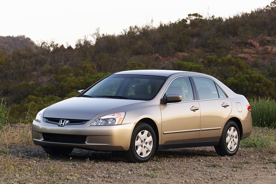 2005 Honda Accord #16