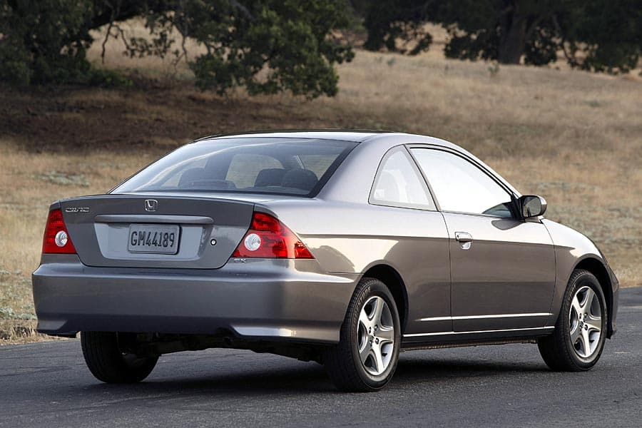 2005 Honda Civic #15