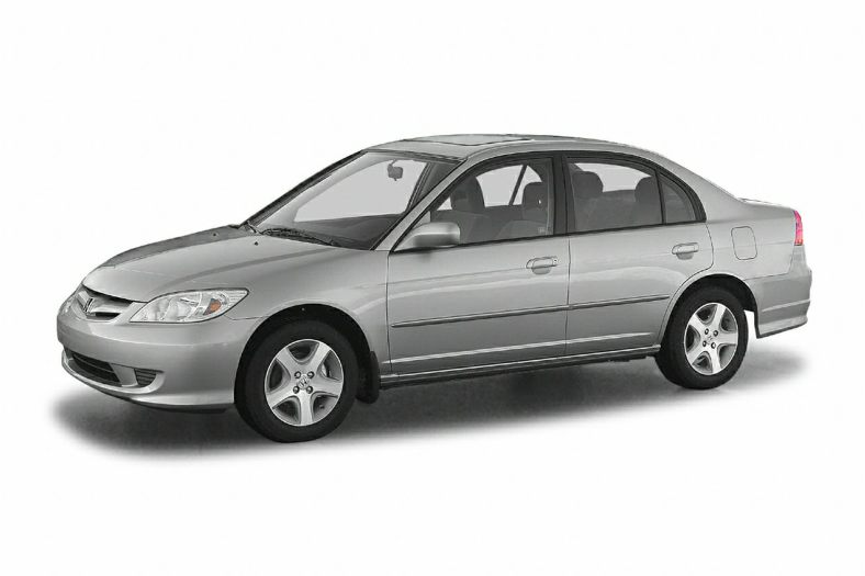 2005 Honda Civic #14