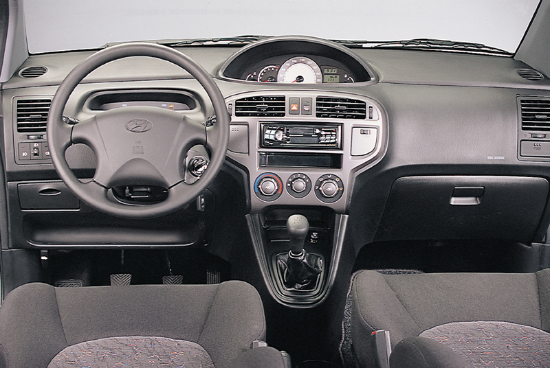 2005 Hyundai Matrix #17