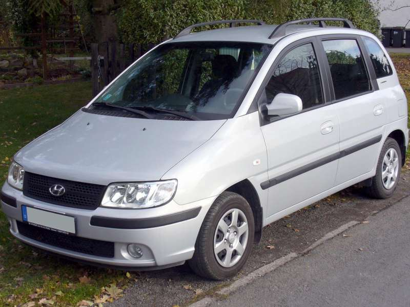2005 Hyundai Matrix #20