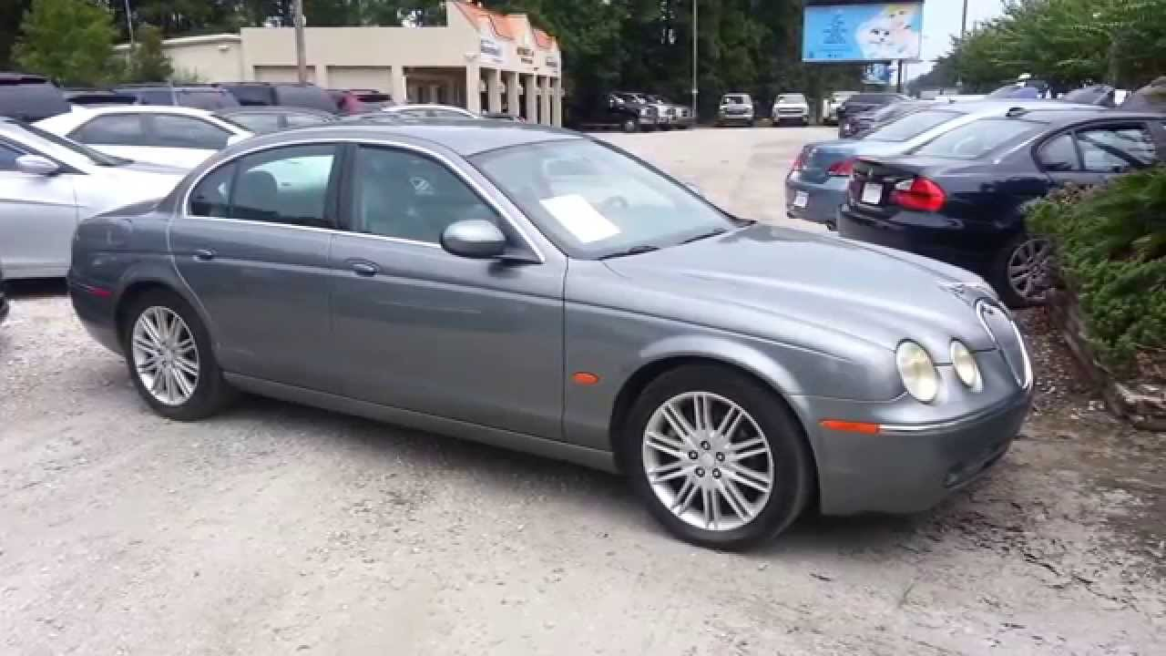 2005 Jaguar S-type #16