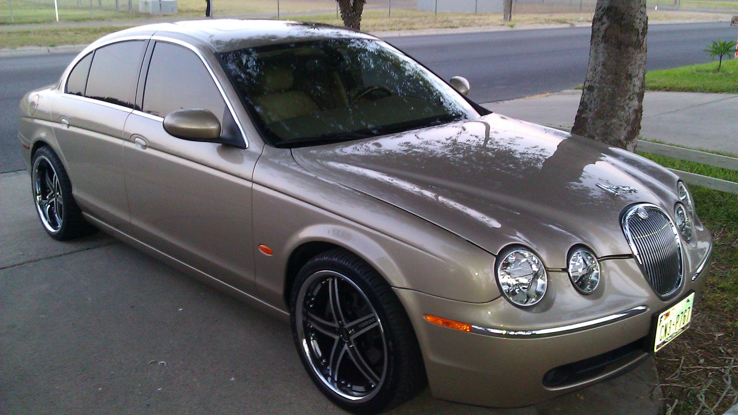 2005 Jaguar S-type #15