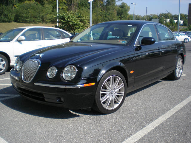 2005 Jaguar S-type #14