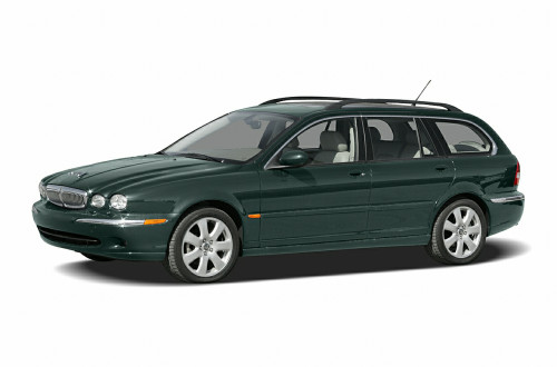 2005 Jaguar X-type #18