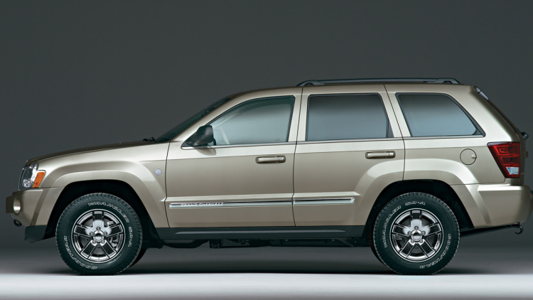 2005 Jeep Grand Cherokee Photos Informations Articles Bestcarmag