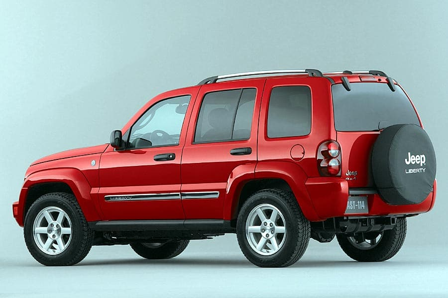 2005 jeep liberty photos informations articles. Black Bedroom Furniture Sets. Home Design Ideas