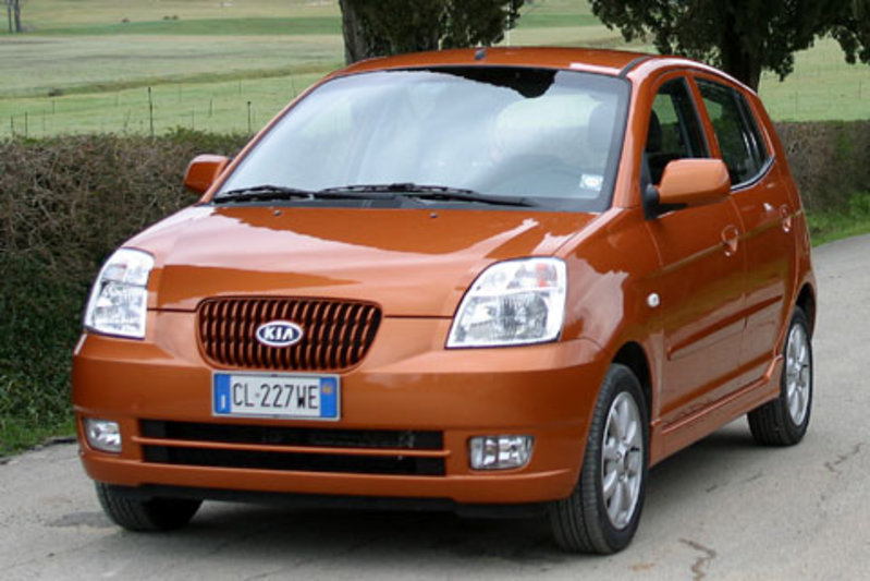 2005 kia picanto photos informations articles. Black Bedroom Furniture Sets. Home Design Ideas