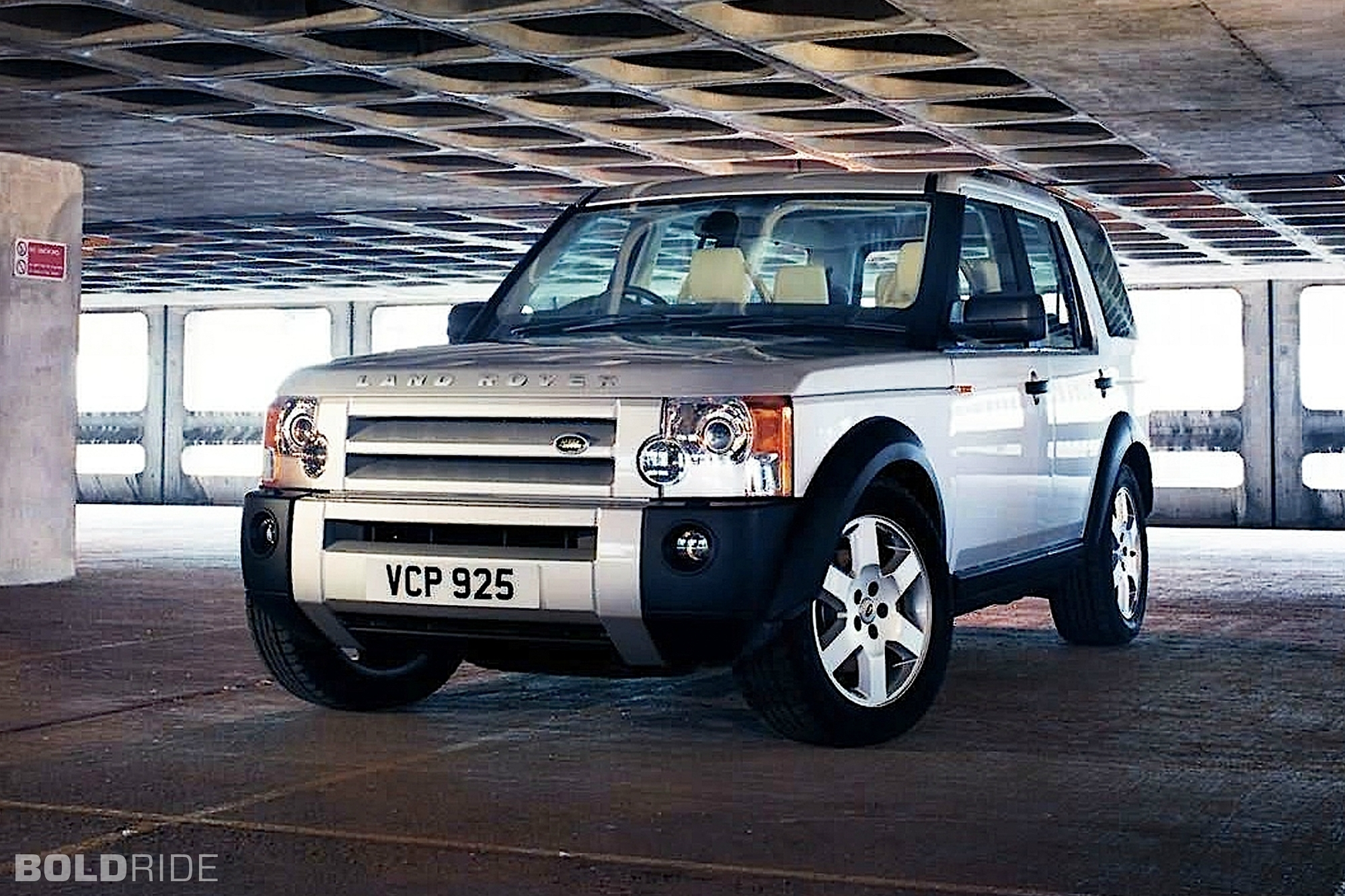 2005 Land Rover Discovery 3 #16