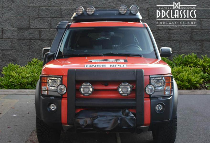 2005 Land Rover Discovery 3 #17