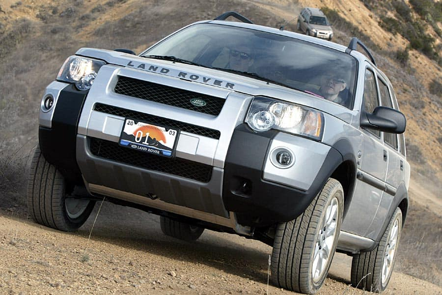 2005 Land Rover Freelander Photos, Informations, Articles ...