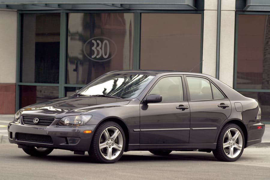2005 Lexus IS #15