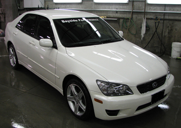 2005 Lexus IS #18