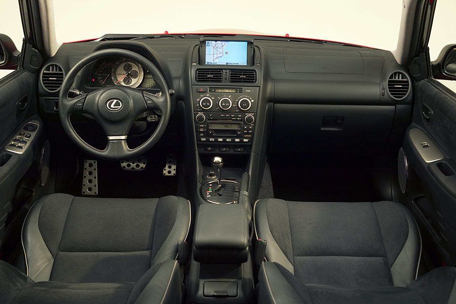 2005 Lexus IS #16