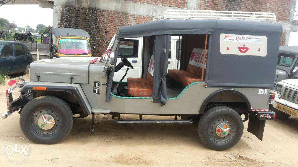 2005 Mahindra Commander Photos Informations Articles Bestcarmag Com
