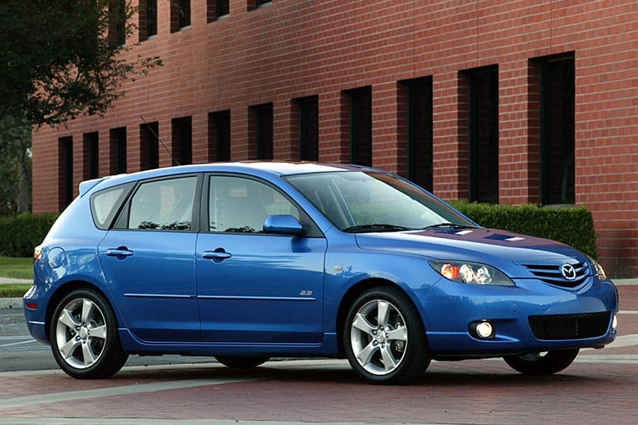 2005 mazda 3 photos informations articles. Black Bedroom Furniture Sets. Home Design Ideas