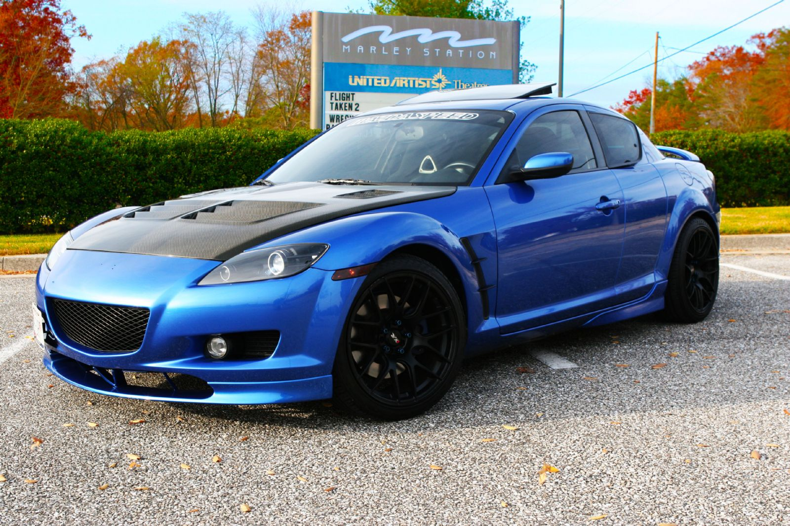 2005 Rx8 Koni Challenge Race Car For Sale: 2005 Mazda Rx8