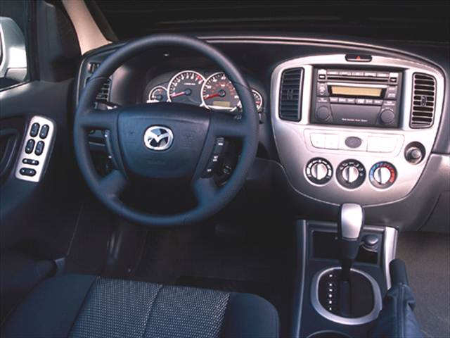 2005 Mazda Tribute Photos Informations Articles Bestcarmag
