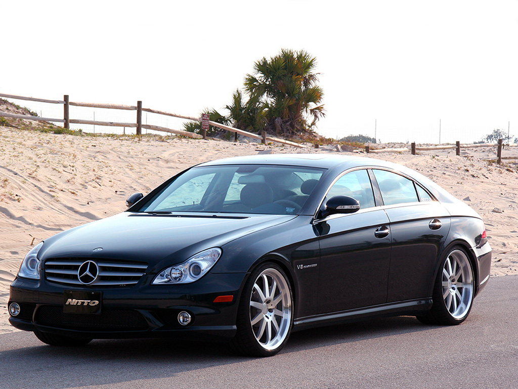 2005 mercedes benz cls photos informations articles. Black Bedroom Furniture Sets. Home Design Ideas