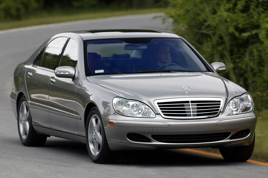 2005 mercedes benz s class photos informations articles for 2005 s500 mercedes benz