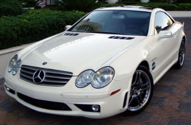 2005 Mercedes Benz SL #20