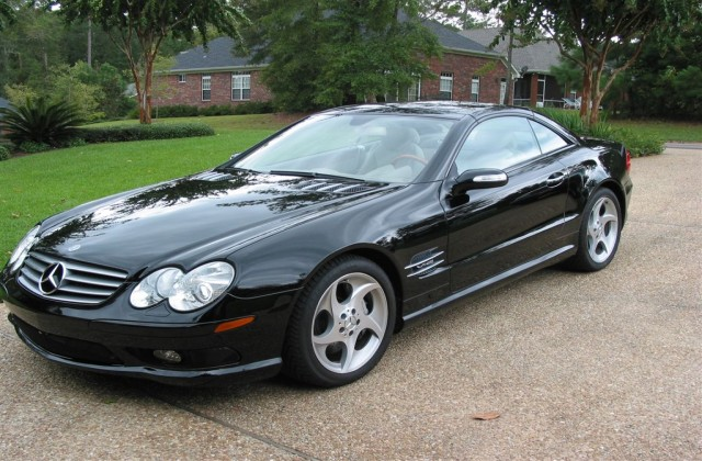 2005 Mercedes-Benz SL #19