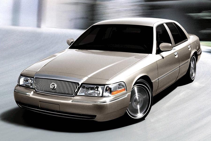 2005 Mercury Grand Marquis #20