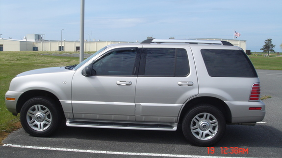2005 Mercury Mountaineer #20