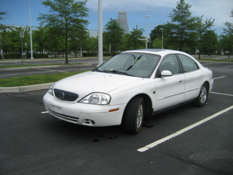 2005 Mercury Sable #22
