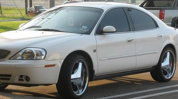 2005 Mercury Sable #21