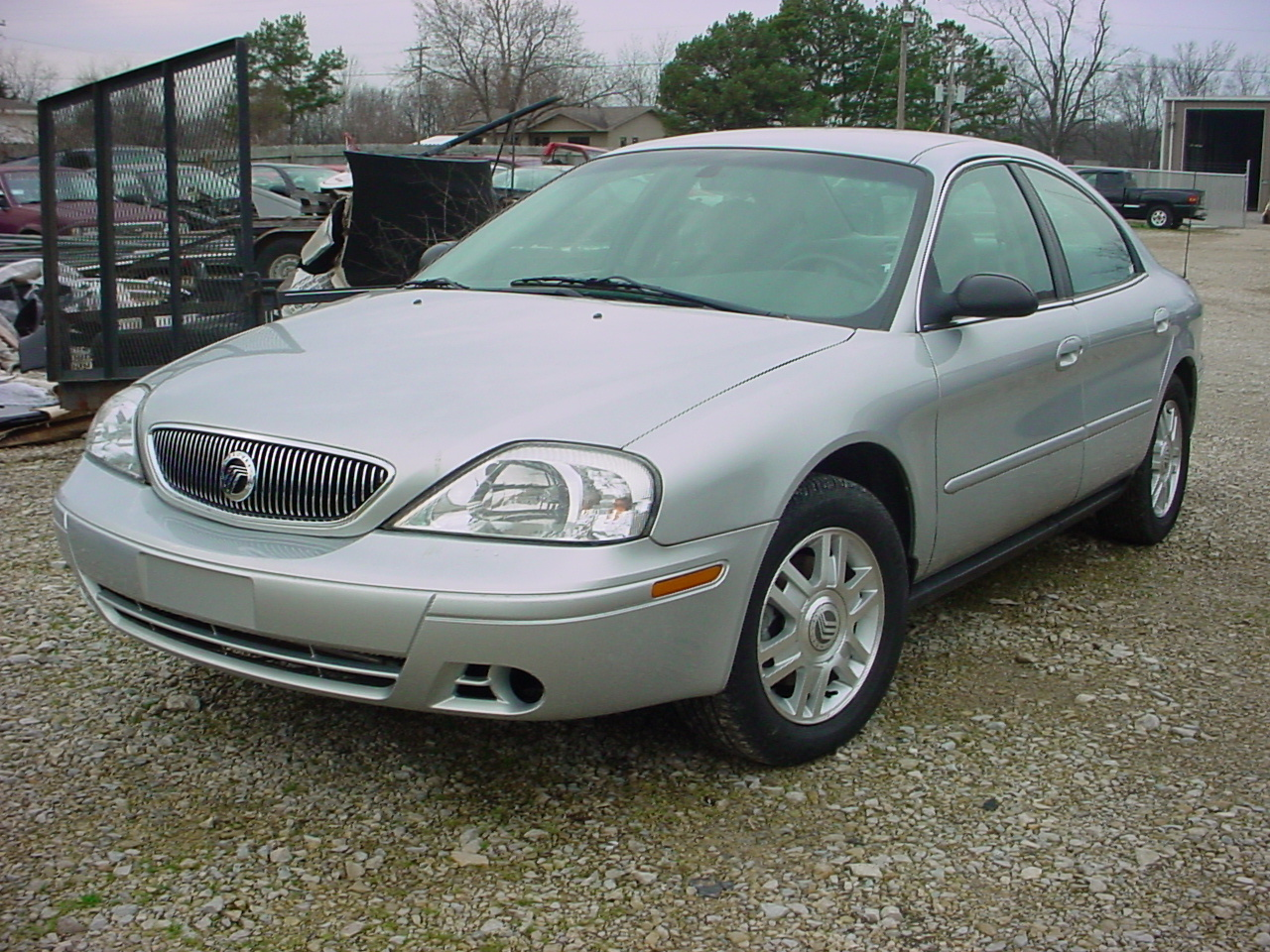2005 Mercury Sable #17