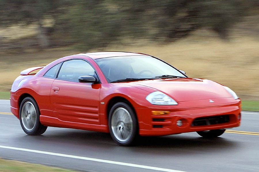 2005 mitsubishi eclipse photos, informations, articles - bestcarmag