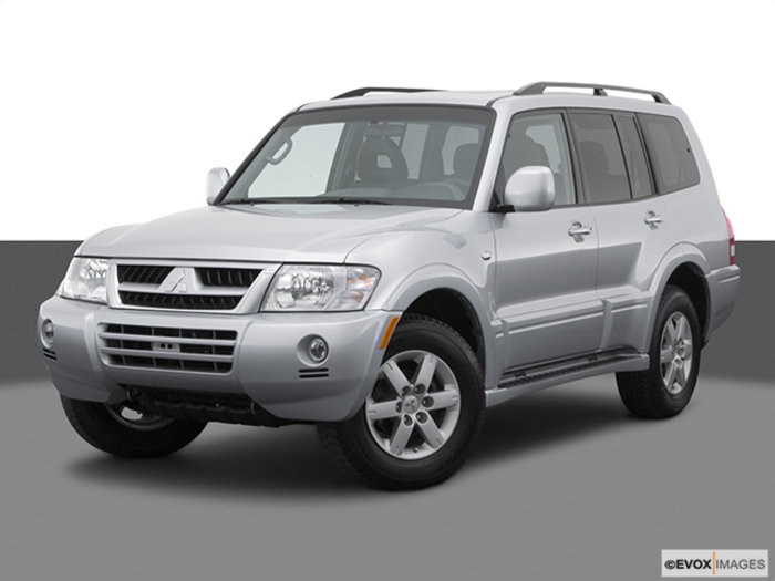 2005 Mitsubishi Montero Photos Informations Articles Bestcarmag
