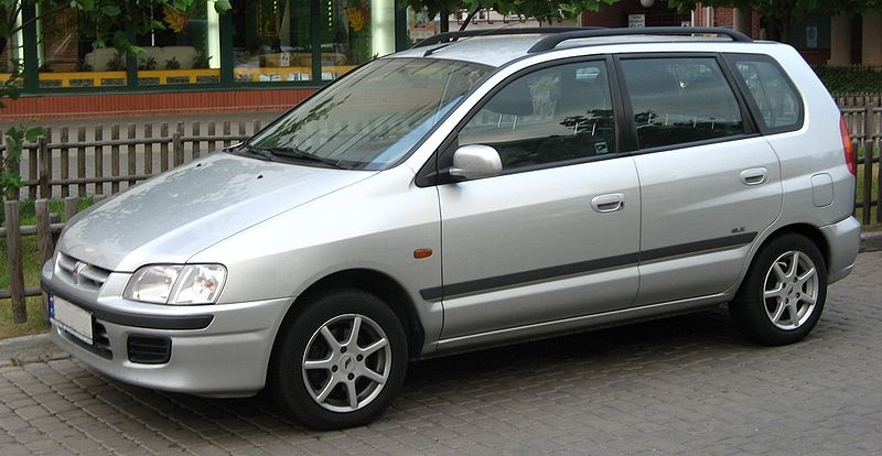 2005 Mitsubishi Space Star #20