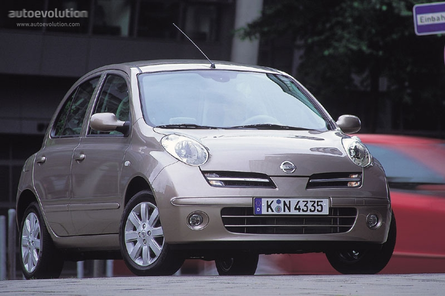 2005 Nissan Micra Photos Informations Articles Bestcarmag