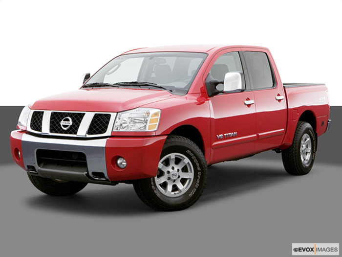 2005 nissan titan photos informations articles. Black Bedroom Furniture Sets. Home Design Ideas