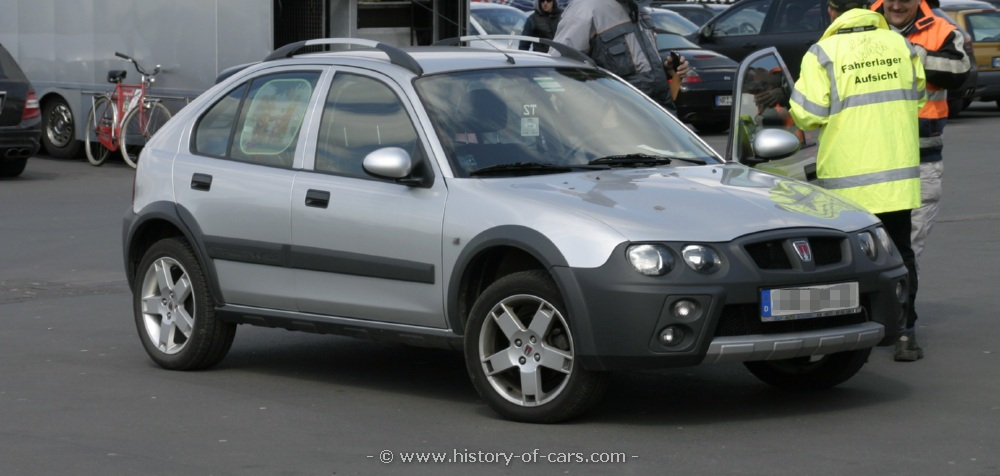 2005 Rover Streetwise #19