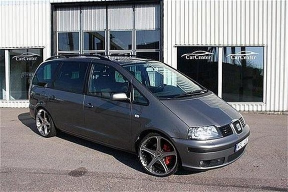 2005 seat alhambra photos informations articles. Black Bedroom Furniture Sets. Home Design Ideas