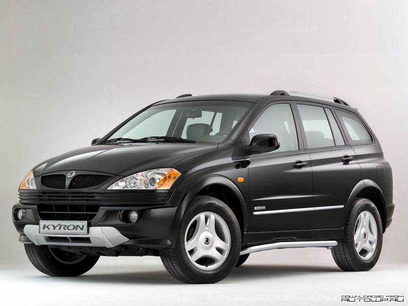 2005 Ssangyong Actyon #19