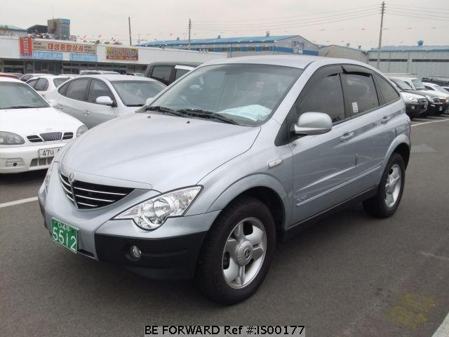 2005 Ssangyong Actyon #20