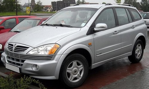2005 Ssangyong Actyon #21