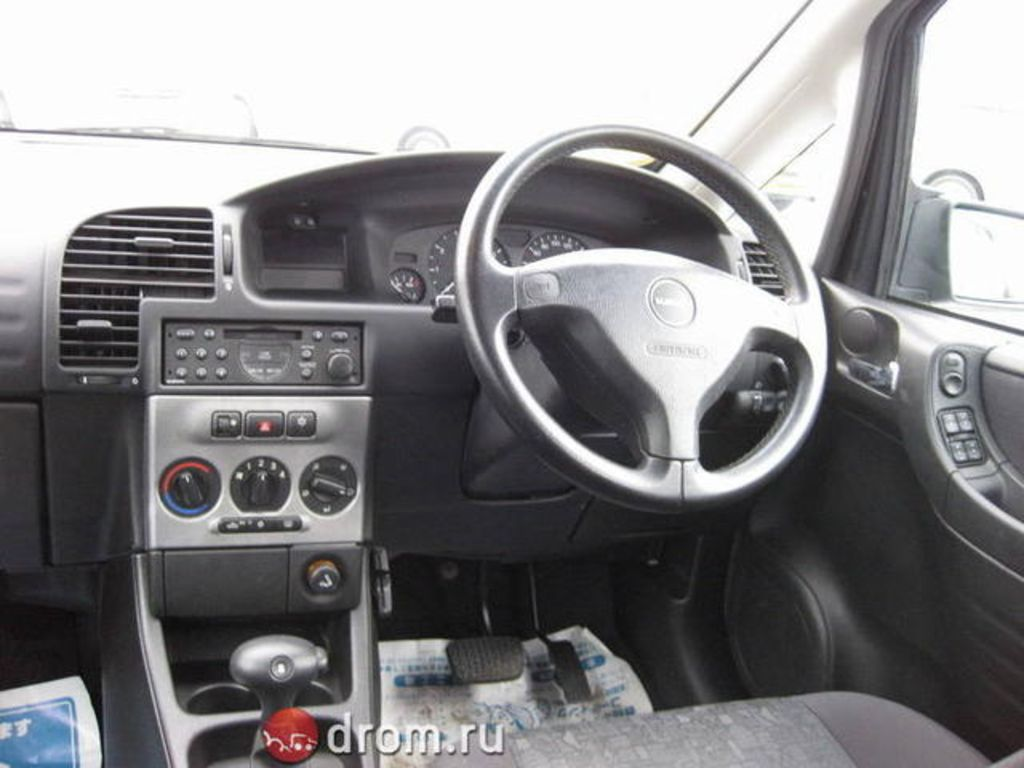 2005 Subaru Traviq #22